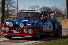Renault 5gd Turbo (Steven Roe Images) Tags: classic cars race speed rally racing retro 7d coventry 2012 canon7d wwwstevenroeimagescouk raceretro2012 canon70200isusbii renault5gdturbocanon