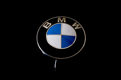 BMW Badge (Simon Didmon) Tags: ex 50mm nikon f14 flash sigma badge bmw wireless dg trigger flashgun d90 hsm yongnuo yn460