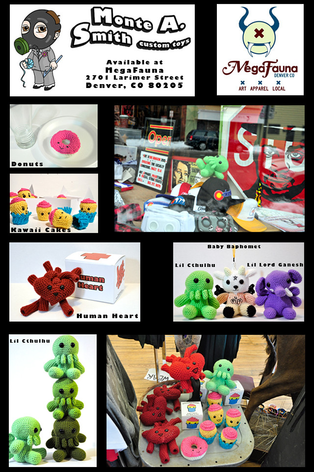 The world 39 s best photos of amigurumi and ganesh flickr for Craft stores denver co