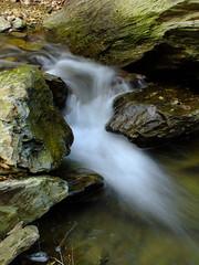 Apollo County Park (1) (Nicholas_T) Tags: creek waterfall moss spring rocks stream hiking pennsylvania falls cascades creativecommons ravine yorkcounty riverhills masondixontrail wilsonrun apollocountypark chancefordtownship