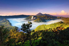 Bromo-Tengger-Semeru National Park (snipershome) Tags: nature canon indonesia landscape photography eos nationalpark asia outdoor lee filters 1022mm bromo semeru tengger mountbromo eastjava 50d