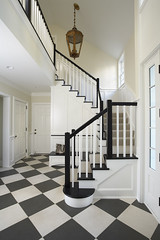 """Family Entry and secondary staircase • <a style=""""font-size:0.8em;"""" href=""""https://www.flickr.com/photos/75603962@N08/6853424321/"""" target=""""_blank"""">View on Flickr</a>"""