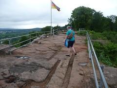 Hohenburg (snigl3t) Tags: castle germany ruins fort saarland homburg hohenburg willtagproperlylater