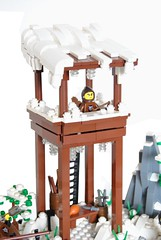 When Winter Comes.. (Deviet) Tags: castle lego wolfpack moc deviet