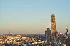 View over Utrecht's centre (Tubanter) Tags: church netherlands utrecht domtoren kerk provincieutrecht
