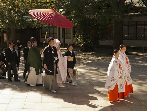 明治神宮(結婚式)