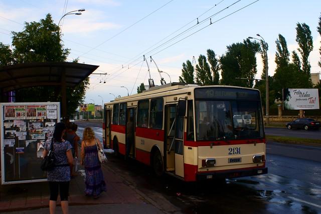 RTEC 2131 Chişinău Bulevardul DACIA 300711