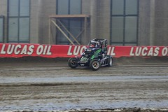 Jac at the 2012 Chili Bowl