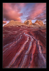 Passing of Time (Koveh Photography) Tags: red arizona mars southwest clouds desert wideangle streaking formations coyotebuttes leadinglines sandstoneformations anotherplanet vermilioncliffs whitepocket visipix