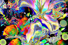 Exotic Bouquet (Annette LeDuff) Tags: flowers flora bouquet multicolor netart favorited connoisseur lumen digitallyaltered coth number9dream vividimagination creativephotography floralfantasy varicolored 11242001 contemporaryartsociety chrysolite akob artforeveryone newreality damncoolphotographersintheworld allkindsofbeauty negatone eggxact djangosmasterclassphotography djangosmasterclass sharingart artsdesignfantasy photoartdigital flickrwiki theawardtree artforfun northwindsdaughter colourmania digitalartfx whatistriveforinphotography showthebest tuttiifioridelmondo dreamsilldream thehypotheticalawards artnetcontemporaryartist exoticimage tmiyourartandnature top25redorangeandyellow top25purplepinkandblue photomanipulationsalon lifeisgreatcestlaviesoistdasleben photoscalendarawards knackigbunt richeyesgallery yourbestoftodaythroughmyeyes digitalartfx2 art2012 photoannetteleduff annetteleduff detailsallerart artselectedbyadministratorsonly afeasttotheeyes sciencefictionanddigitalart artcityart imaginesetphantasmata chromophilecrew includedingalleries pushtheboundaries afeastformyeyesandkeepingtrollsaway covertpaintersandphotoshopartists 03282012