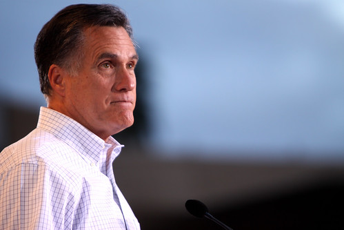 Armed with Massive Advantages, Mitt Romney Once Again Fights Rick Santorum to a Draw