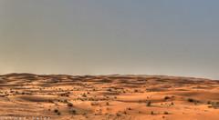 Sand waves.. (Ahmad Saleh Photography) Tags: sand desert dry saudi arabia hdr wste ksa
