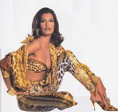 1992 - Yasmeen Ghauri - Versace (HonorataQueen) Tags: 1992 versace yasmine yasmeen ghauri