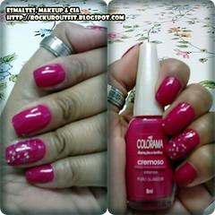 Colorama, Puro Glamour (Esmaltes, Make-Up & Cia.) Tags: impala colorama glitterhologrfico