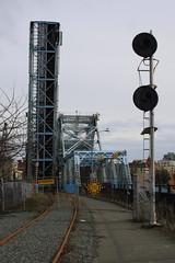 lights out (Chris City) Tags: railroad en history abandoned railway victoria vancouverisland mow end svi