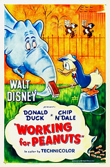 Working for Peanuts (Harald Haefker) Tags: blue cinema elephant classic film promotion vintage movie print advertising poster pub kino comic publicidad dale reclame propaganda ad cine anuncio advertisement short chip toon werbung technicolor filmposter elefant donaldduck publicit catoon affiche 1953 publicitario waltdisney cin pubblicit jackhannah motionpicture chipndale filmplakat rclame rko onesheet kurzfilm ahrnchen bhrnchen cinematgrafo celluloide cinoche workingforpeanuts pubblicizzazione reanuts allesfrdienus