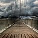 Same Passage. Same bridge. Same town...