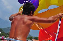 DSC_0570 (KseniyaPhotography +1-347-419-2616) Tags: sunset sea summer sun man beach water sport sunrise turkey coast sand joy turkish horizont watersport camyuva themediterraneansea kseniyaphotography  photographerinastana