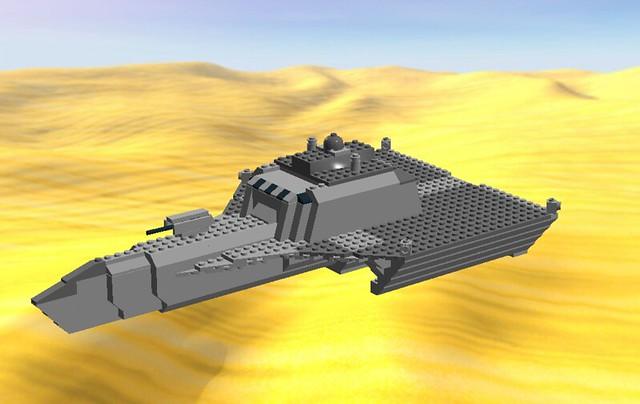 Confederation-Class Littoral Combat Ship ship