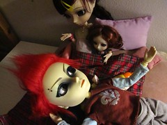 The Attempt: Part 1:6 (hillary795) Tags: doll pullip kaela hash pullipdoll taeyang taeyanghash pullipkaela pullipdollkaela taeyanghashdoll