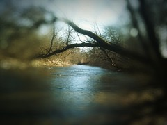The river near Goldie Mill (@klawrenc) Tags: river spring guelph biglens guelphon iphoneography