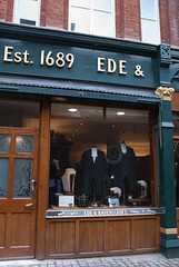 Ede & Ravenscroft, purveyor of legal wigs and ...