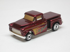 1956 Flashsider (Morning Toast) Tags: cars vintage toys racing hotwheels matchbox collecting diecast