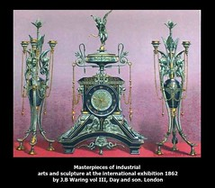 Pendule et candlabres de bronze, L.Marchand, Paris (Bibliotheque Artistique de la ville de Bruxelles) Tags: clock bronze candelabra pendule industrialarts appliedarts candlabre artsappliqus candlabres expositionsinternationales19mesicle expositionsuniverselles19mesicle artsindustriels jbwaring collectionsprcieusesdelabibliothqueartistiquebruxelles masterpiecesofindustrialartandsculptureattheinternationalexhibition artsappliqusetartsindustriels preciouscollectionsofartlibrary appliedartsandindustrialarts 19thcenturyinternationalexhibitions 19thcenturyuniversalexhibitions