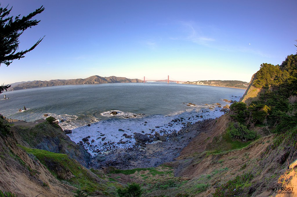 Land's End Trail - San Francisco