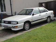 1987 Audi 200 Quattro (GoldScotland71) Tags: 1987 200 audi 1980s quattro d280gru