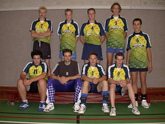 2003 Jongens A1 - Tr. Xander Arling