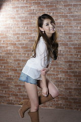 _DSC8389 (rickytanghkg) Tags: portrait woman girl beauty lady female studio asian model pretty sony chinese young a550