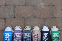 Olika färger (auzgos) Tags: sko fotosondag fs120401