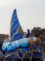 SONY DSC (haphopper) Tags: mickey themepark tokyodisneysea 2012 big5 paradefloat tds tdr big8 medharbor bemagical tds10thanniversary