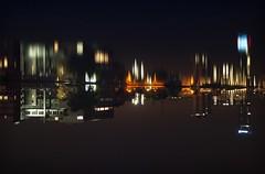Berlin Dark Symmetry 1/3 (Alberto Sen (www.albertosen.es)) Tags: berlin skyline night germany dark lights luces noche nikon europa europe alberto alemania sen deuthland albertorg