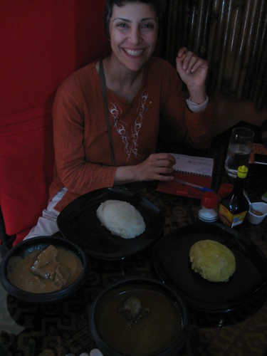 Senegalese food in Bamako