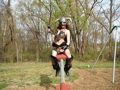 female skyrim dovahkiin (ErrorFett) Tags: female cosplay nord dragonborn skyrim dovahkiin
