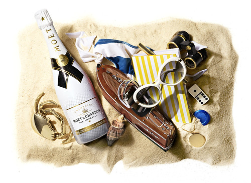Moët Ice Imperial PR visual landscape © Moët & Chandon