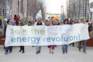 Join the energy revolution, March 20th, 2014