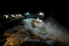 Post Falls Dam (jrmccurdiephotography.com) Tags: night nikon dam nightpicture postfalls herowinner