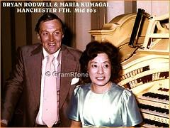 Bryan Rodwell & Maria Kumagai (gramrfone) Tags: cinema theatre organists