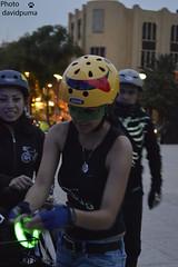 12 ninja turtle (davidpuma) Tags: girl beauty bike mexico noche mexicocity geek cartoon bicicleta guapa hermosa belleza caricaturas nikond3200 monumentoalarevolucion visitmexico paseodetodos paseocaricatura