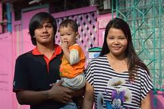 family portrait (the foreign photographer - ) Tags: family portrait baby portraits thailand bangkok young husband wife khlong bangkhen thanon apr62014nikon