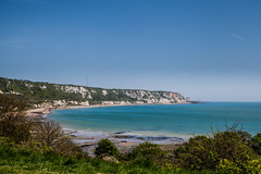 The Warren (xDiscobobx) Tags: sea summer seascape beach seaside cliffs warren folkestone