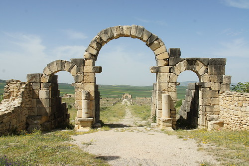 Volubilis, Morocco, May 2016