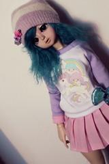 Leekeworld bear girl (yasmin_bjd) Tags: toy doll bjd abjd balljointeddoll dollphotography leeke leekeworld asianballjointeddolls