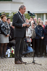 D5A_0938 (Frans Peeters Photography) Tags: roosendaal 4mei dodenherdenking niederer burgemeesterniederer jacquesniederer