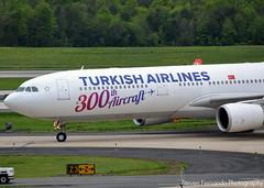 TC-LNC (sfernando34) Tags: weather airplane photography washington dulles iad ataturk aircraft stormy istanbul special airbus 300 airlines turkish a330 turk hava 300th yollari