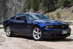 5.0 (sean.m.c photography) Tags: coyote blue black mountains ford car nikon colorado muscle fast tint american stick manual mustang gt 50 loud coupe kona v8 gravel d3200