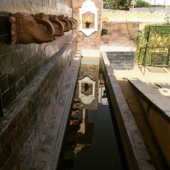 inside-ashoka-palace-udaipur (uttam bhaskar) Tags: udaipur iphonephoto iphonepic iphone6 iphoneonly seoudaipur